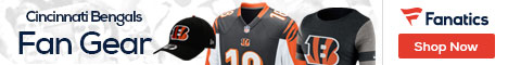 Shop for Cincinnatti Bengals gear at Fanatics.com