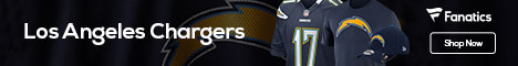 Shop for Los Angeles Chargers gear at Fanatics.com