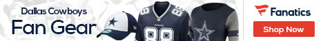 Shop for Dallas Cowboys gear at Fanatics.com