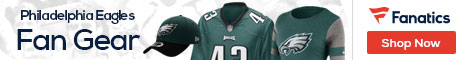 Shop for Philadelphia Eagles gear at Fanatics.com