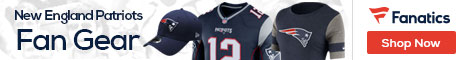 Shop for New England Patriots gear at Fanatics.com