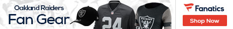 Shop for Oakland Raiders gear at Fanatics.com