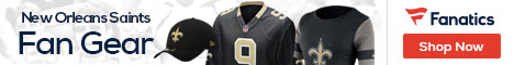 New Orleans Saints Gear