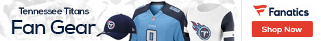 Shop for Tennessee Titans gear at Fanatics.com