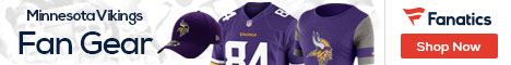 Shop for Minnesota Vikings gear at Fanatics.com