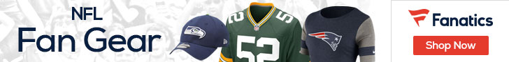 Shop the newest NFL fan gear at Fanatics.com