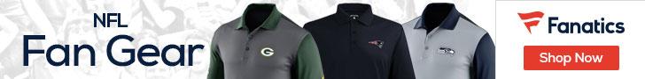 Shop NFL Polos at Fanatics.com