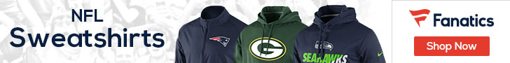 Shop for NFL Hoodies and Sweatshirts at Fanatics!