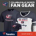 Shop for Columbus Blue Jackets Gear at Fanatics.com