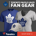 Shop for Toronto Maple Leafs Gear at Fanatics.com