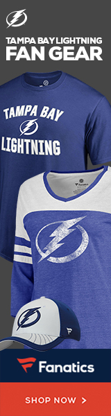 Shop for Tampa Bay Lightning Gear at Fanatics.com