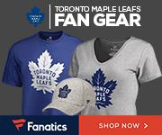 Shop for Toronto Maple Leafs Gear at Fanatics.com