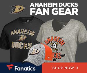 Shop for Anaheim Ducks Gear at Fanatics.com