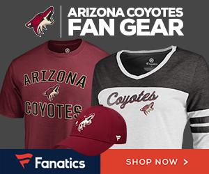 Shop for Arizona Coyotes Gear at Fanatics.com