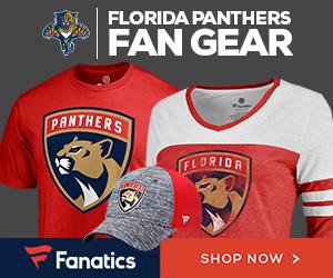 Shop for Florida Panthers Gear at Fanatics.com