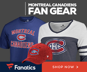 Shop for Montreal Canadiens Gear at Fanatics.com