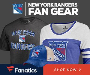 Shop for New York Rangers Gear at Fanatics.com