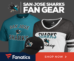 Shop for San Jose Sharks Gear at Fanatics.com
