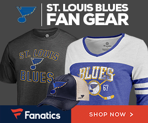Shop for St. Louis Blues Gear at Fanatics.com