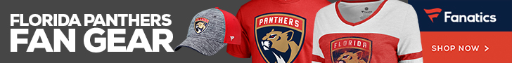 Shop for Florida Panthers Gear at Fanatics.com