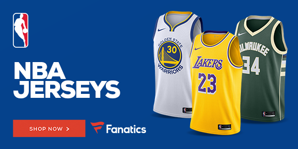 Get your 2017 NBA x Nike Jerseys at Fanatics!