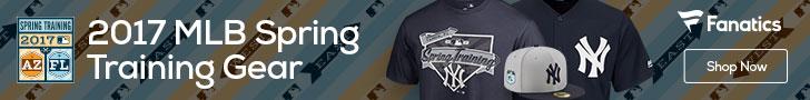 Shop for New York Yankees Spring Training Gear at Fanatics.com
