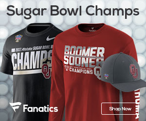 Get Sooners Sugar Bowl Champ Gear Here!
