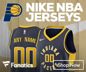 Indiana Pacers 2017-2018 Nike Jerseys
