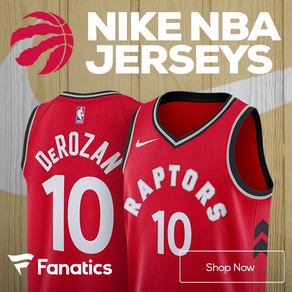 Toronto Raptors 2017-2018 Nike Jerseys