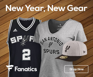 Shop San Antonio Spurs Champions gear at Fanatics.com!
