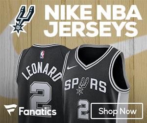 San Antonio Spurs 2017-2018 Nike Jerseys