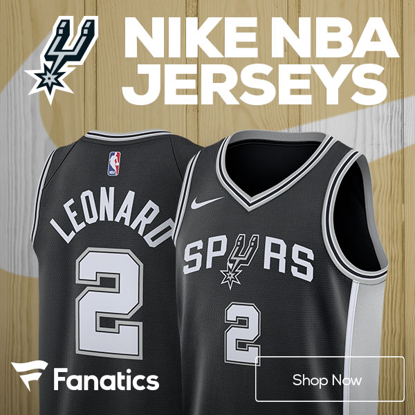 San Antonio Spurs 2017-2018 Nike Jerseys