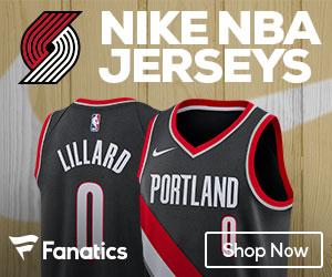 Portland Trail Blazers 2017-2018 Nike Jerseys