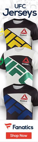 Shop for UFC Jerseys at Fanatics.com