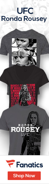 Shop for UFC Ronda Rousey Gear at Fanatics.com