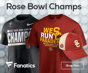 Shop USC 2017 Rose Bowl Champ Gear!