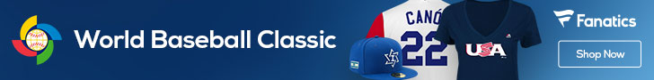 Shop for World Baseball Classic Gear at Fanatics.com