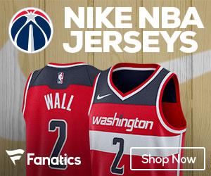 Washington Wizards 2017-2018 Nike Jerseys