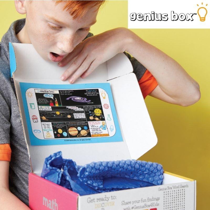 Annies Kit Club Genius Box