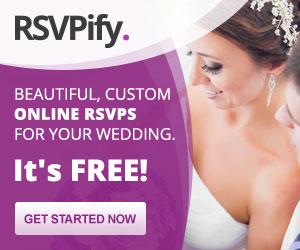 Online RSVPs for Weddings