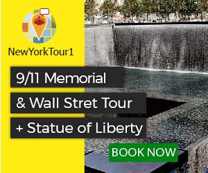 9/11 Memorial + Statue of Liberty