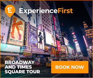 Broadway and Times Square Tour
