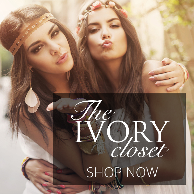 the ivory closet