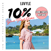 Luvyle Holiday Season Big Pre-Sale. Click Here!