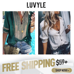 Buy Fashion Tops At Luvyle.com!