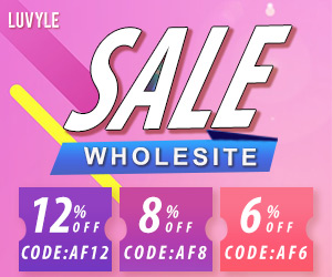 Luvyle Whole Site Great Sale, Shop Now!