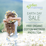 My Green Mattress Earth Day Promotion!