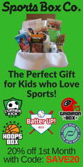 The Perfect Gift for Kids who Love Sports