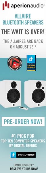 Pre-Order Allaire Bluetooth Speaker