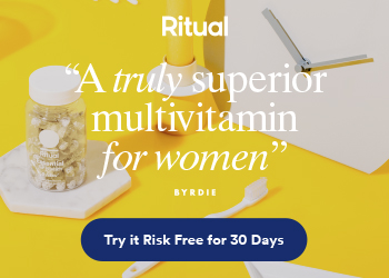 Ritual vitamins for women free 30 day trial